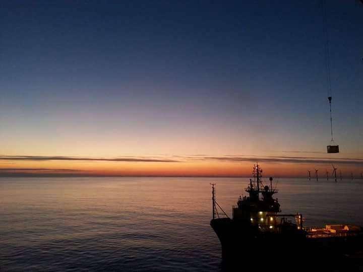 Morze Północne Joanna Kor