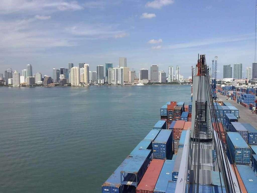 Mateusz Bielawski Miami Port