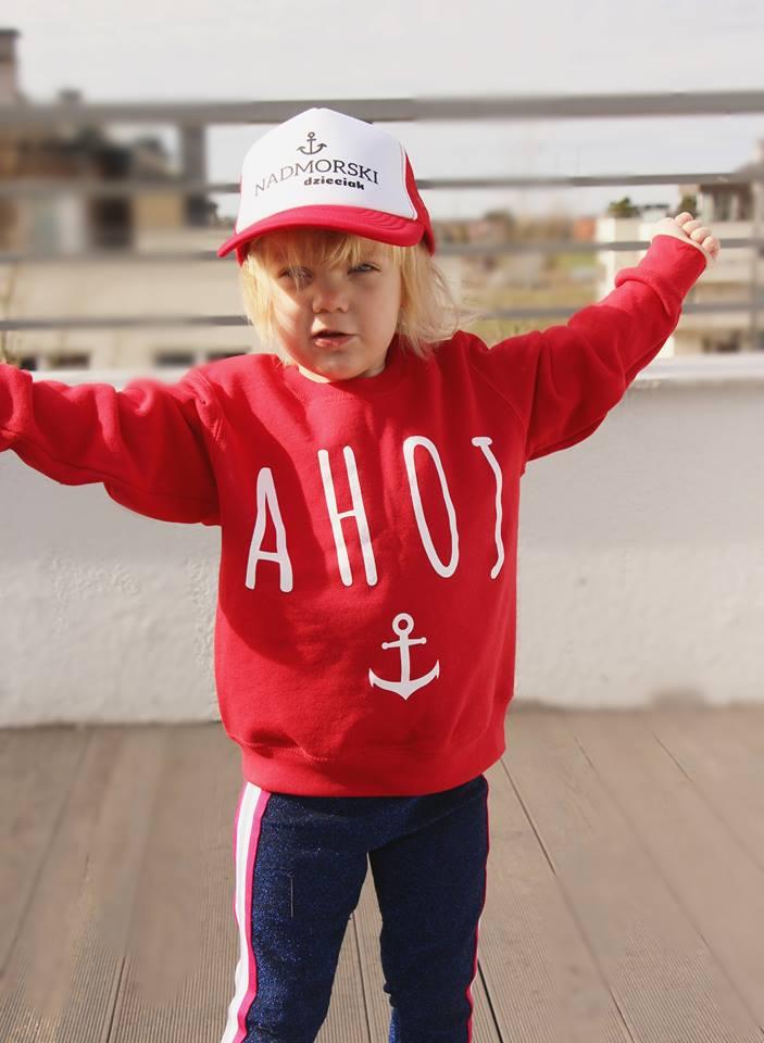 Nadmorski dzieciak - czapka
